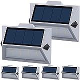 Luces Solares de Paso Exteriores LED IP65 a Prueba de Agua, Luces...