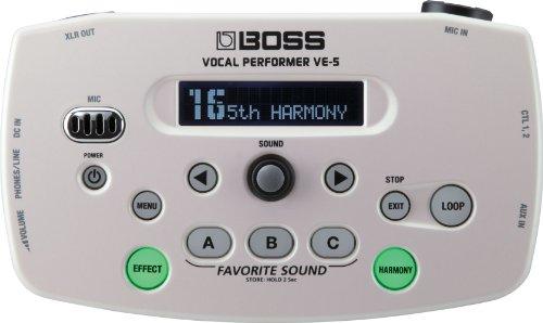 BOSS VE-5 - White