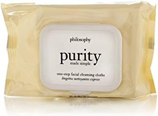 Philosophy Purity Made Simple One-Step Facial Cleansing Cloths 30 Cloths