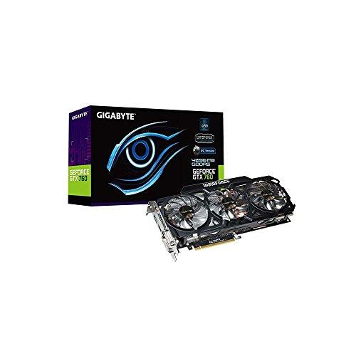 GIGABYTE GeForce GTX 760 4096MB GDDR5 PCI-E 3.0 25