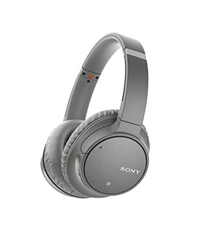 Sony WH-CH700N - Auriculares inalámbricos con cancelación de Ruido Gris (Reacondicionado)