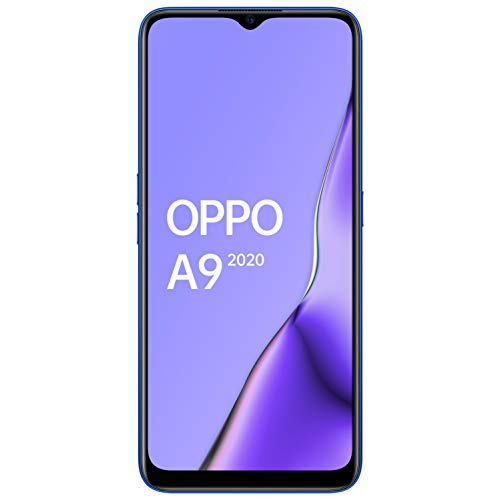 OPPO A9 2020 (Space Purple, 4GB RAM, 128GB Storage)