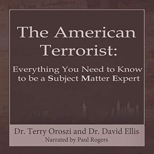 The American Terrorist cover art