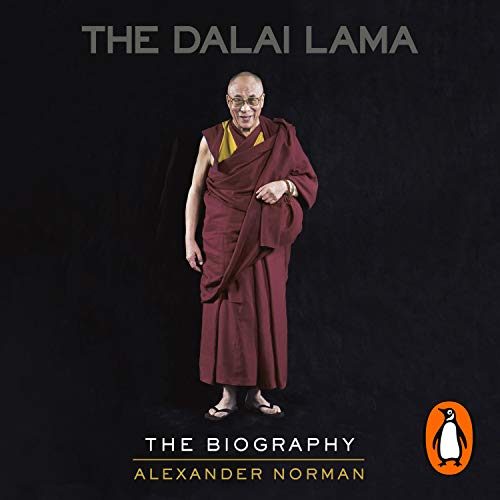 The Dalai Lama cover art