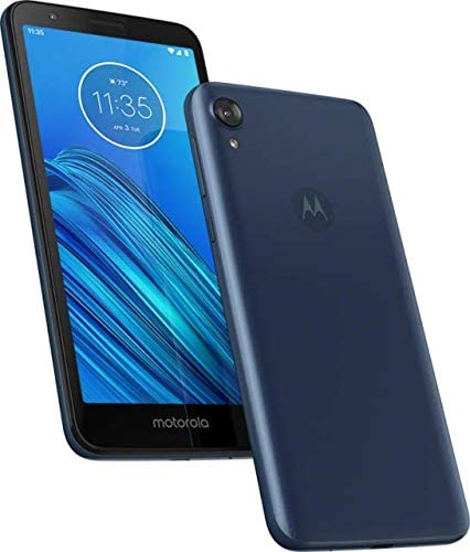 Motorola Moto E6 Cheap mail order shopping Ultra-Cheap Deals 2 16GB Camera Blue 13MP Renewed