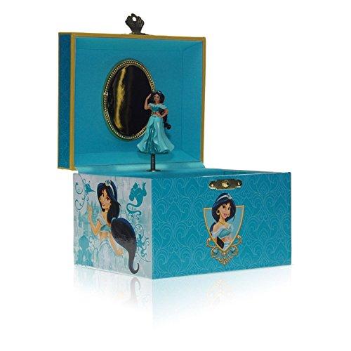 Disney Parks Jasmine of Aladdin Jewelry Box A Whole New World