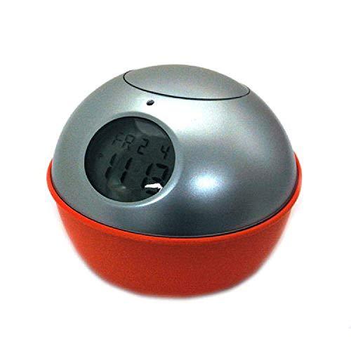 Mr Dome orange Weckeruhr, sensorgesteuert