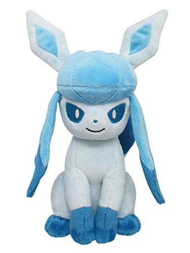Unbekannt Sanei Pokemon All Star Collection PP124 Glaceon 7
