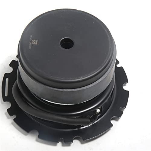Wnuanjun 1 stück 4.5inch Mid-Bass Große Gummi-Lautsprecher-Verbund-Aluminium-Waschbecken-Lautsprecher 4Ohm 50W Full-Range-unschlagbares DIY-Heimkino-Horn