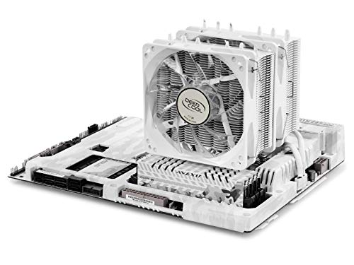 Build My PC, PC Builder, DEEPCOOL NEPTWIN White