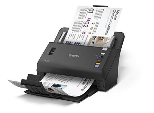 Epson WorkForce DS-860 Color Document Scanner (Renewed)