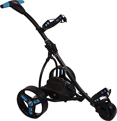 Elektro Golf Trolley PGE 2.0 Lithium Batterie 20Ah, Funkfernbedienung, schwarz