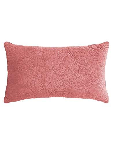 ESSENZA sierkussen Roeby polyester rood, 30x50