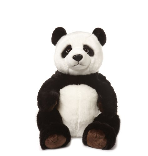 WWF WWF16809 - Universal Trends Peluche Panda Sentado 42 cm