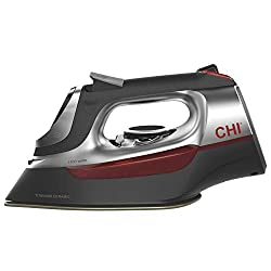 Professional Steam Iron with Retractable Cord