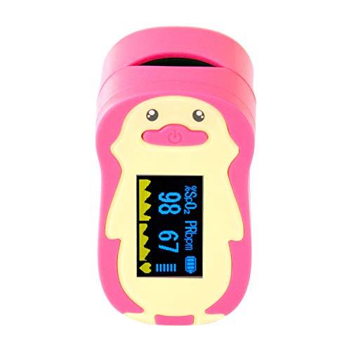 Pulox PO-220B Kinder Fingerpulsoximeter (Pink)