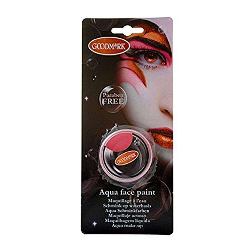 Generique - Maquillage à leau Rose 14 g