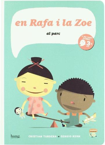 En Rafa i la Zoe al parc