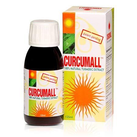 Curcumall integratore a base di curcuma liquida 125ml