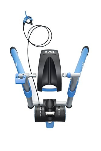Tacx Booster Home Trainer Adulte Mixte, Gris-Gris
