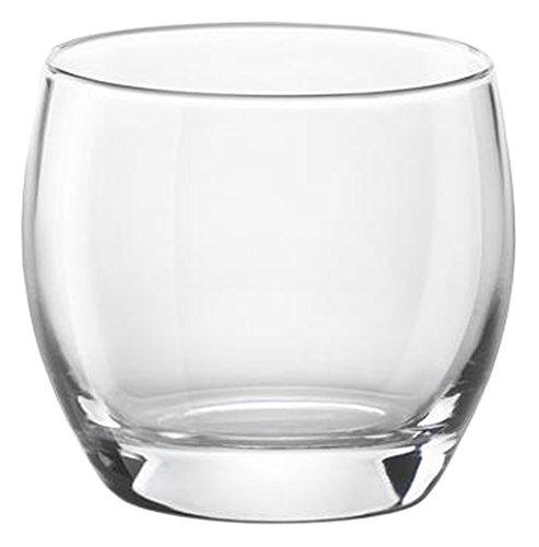 Bormioli Essenza Cestino Bicchieri, 9x9x8.5 cm, 3 unità