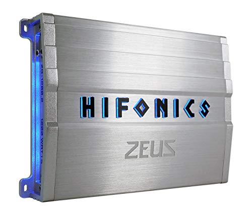 Hifonics ZG-1200.2 Zeus Gamma ZG Series 1,200-Watt Max 2-Channel Class A/B Amp
