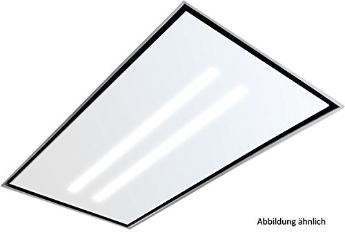 Silverline quld 124W tablero cristal iluminación
