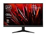 Acer Nitro QG241YPbmiipx 23,8 Zoll Gaming PC Monitor VA Full HD 165Hz 1ms FreeSync 16:9 HDMI 2.0 1.4...