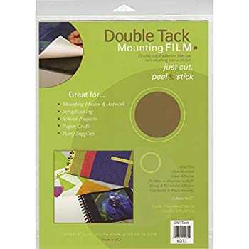 Best double tack mounting film Reviews