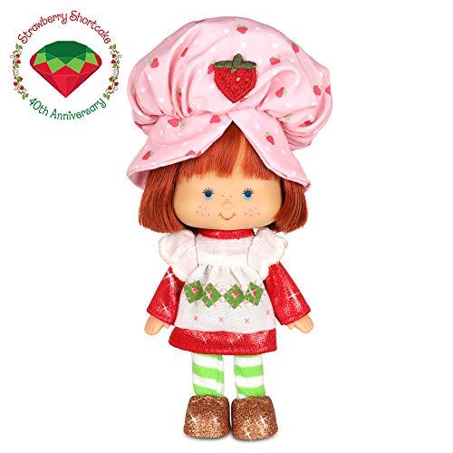 Stawberry Shortcake 12341 Strawberry Shortcake 40th Anniversary - Muñeca pequeña