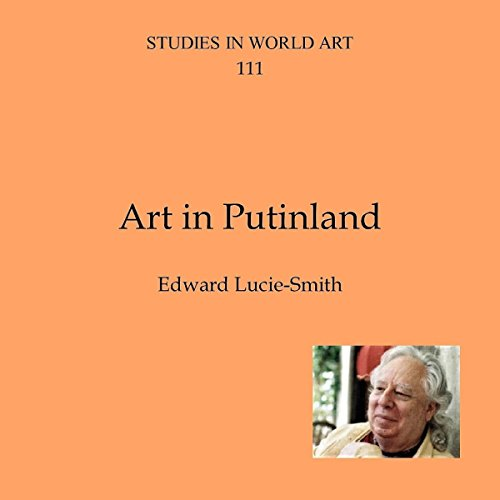 Art in Putinland  By  cover art