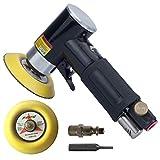 2' and 3' Random Orbital Air Sander, Pneumatic Sander for auto sanding tools, Dual Action Polisher, air angle sander, pneumatic angle sander