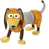 Disney Toy Story 4 Figura Slinky, juguete de la película niños +3 años (Mattel GFV30)...