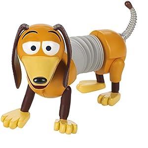 Mattel-GFV30 Toy Story Figura Slinky 28x18cm, Multicolor (GFV30)