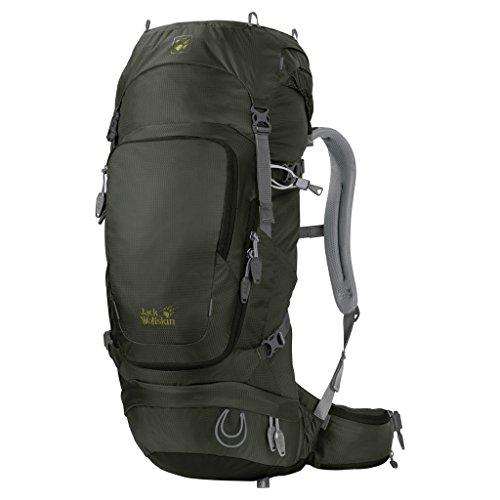 Jack Wolfskin Orbit 34 Pack Wandern Outdoor Trekking Rucksack, Malachite, Einheitsgröße