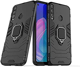 For Huawei Y7P 2020 anti-Shock armor Black Cover