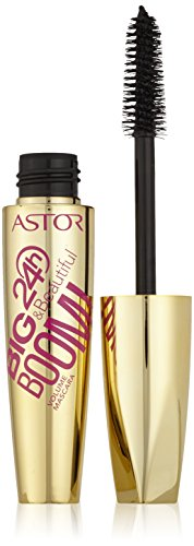 Astor Big & Beautiful Boom! 24h Mascara, Farbe 800 Black, 1er Pack (1 x 12 ml)