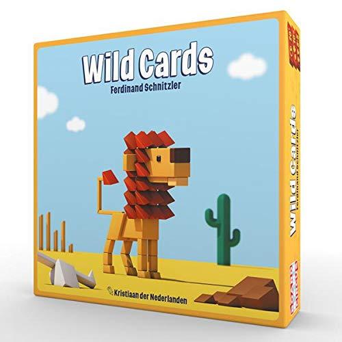 Wild Cards, Kartenspiel, für 3-5 Spieler, ab 10 Jahren