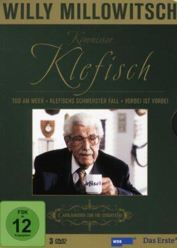Jubiläumsbox Vol. 2, Fall 4-6 (3 DVDs)