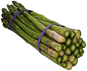 Asparagus Green Conventional Whole Trade Guarantee, 1 Bunch