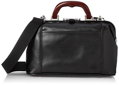 [マックレガー] ビジネスバッグ 日本製 ミニダレスバッグ ブラック