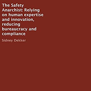 The Safety Anarchist cover art