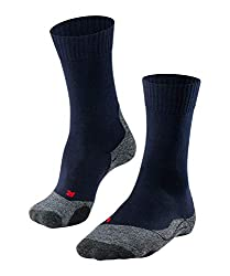 FALKE Mens TK2 Hiking Socks - Merino Wool Blend