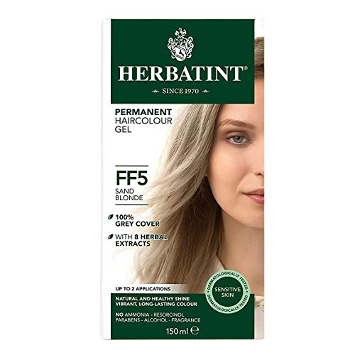 Herbatint - Flash Fashion 135ml Coloration Herbatint - Ff5 Blond Sable