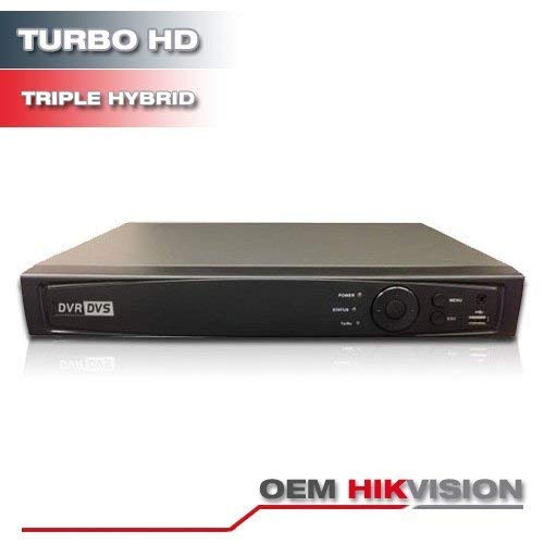 Hikvision Turbo 16Ch Surveillance System