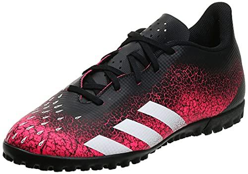adidas Predator Freak .4 TF, Scarpe da Calcio Uomo, Shock Pink/Ftwr White/Core Black, 40 EU