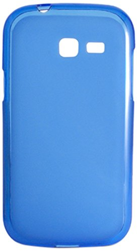 KSIX Flex TPU Cover voor Samsung Galaxy Trend Lite-Kruk, blauw