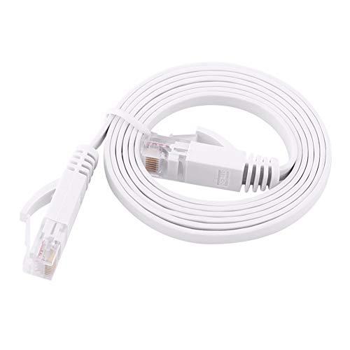 EqWong Ethernet-Kabel für Smart TV, Patch-Panel, 0,5 m, 1,5 m, 2 m, 3 m, 5 m, 10 m, 15 m, 20 m