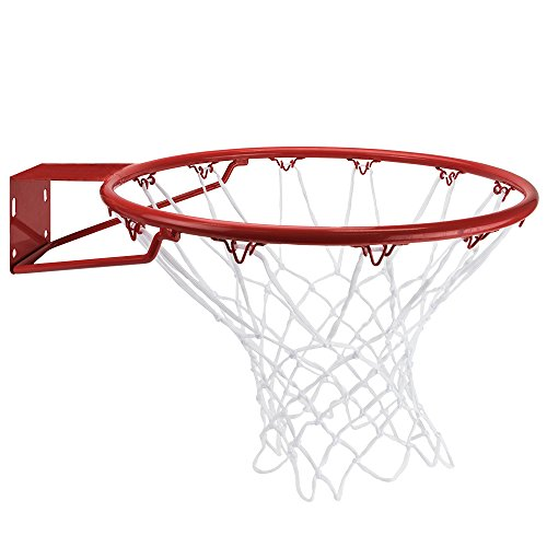 Best Deals! Touch Crown Nylon Basketball Net - Choose from White, Multi-Colored or Glow in Dark! (Wh...