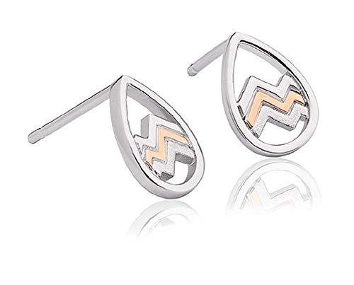 Clogau Cynefin Stud Earrings